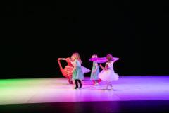 Rubies: Barndans 5 år och uppåt