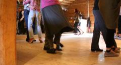 Gammeldans och polska för nybörjare – helgkurs folkdans