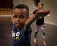 Rubies: Barndans från 5 år
