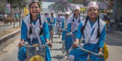 Cykla för jämställdhet – en studiecirkel i fem delar