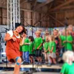 Barnkörveckan på Fårö – Ungdomskören (13-18 år) INSTÄLLT
