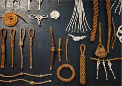 Hantverk, knopar och rep del 2 för scoutledare