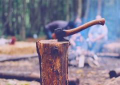 Friluftsutbildning för scoutledare