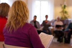 Kurs i folklig sång