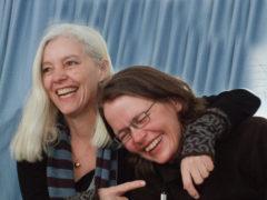 Dansworkshop med Ami Dregelid och Ellika Frisell