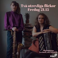 digiSTÄMMAN: Konsert med Två otrevliga flickor