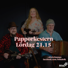 digiSTÄMMAN: Konsert med Papporkestern