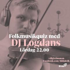 digiSTÄMMAN: Folkmusikquiz med DJ Logdans