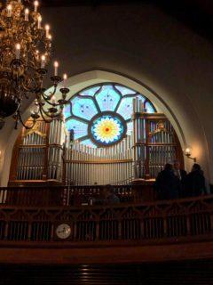 Livesänd orgelkonsert från S:t Peters kyrka