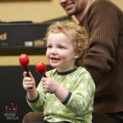 Småbarnsmusik – Intresseanmälan