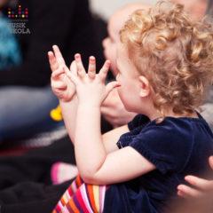 Sjung i barnkör – Intresseanmälan