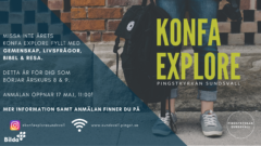 Konfa Explore -Konfirmation 2020-2021
