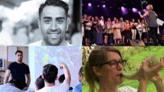 Svenska med sång – nätverksträff
